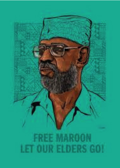 Aging Black Liberation Political Prisoner Russell Maroon Shoatz, Bedridden with COVID-19 and Cancer, Shows Us Why PA Must #FreeEmAll
